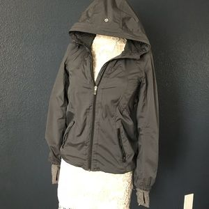 Lululemon hooded jacket